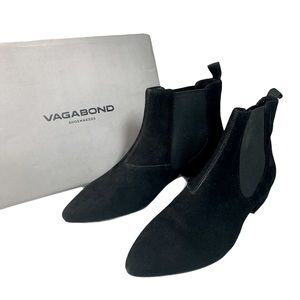 VAGABOND Shoemakers (44) Leather Booties -Sz 40